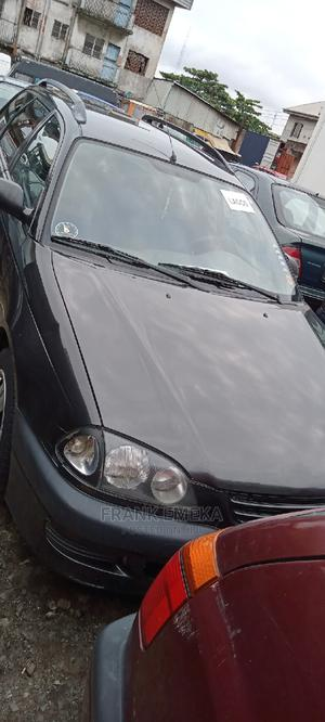 Toyota Avensis 2001 Black | Cars for sale in Lagos State, Apapa