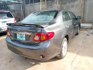Toyota Corolla 2010 Gray   Cars for sale in Lagos State, Ejigbo