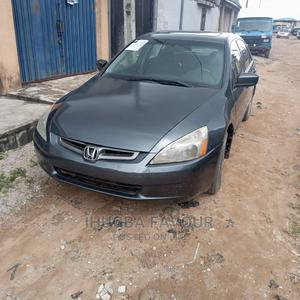 Honda Accord 2004 Gray | Cars for sale in Lagos State, Alimosho