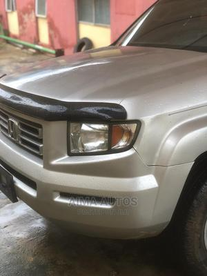 Honda Ridgeline 2007 Silver | Cars for sale in Lagos State, Ikorodu