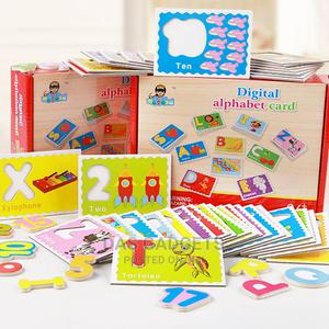 Digital Alphabet Card | Toys for sale in Abuja (FCT) State, Garki 2