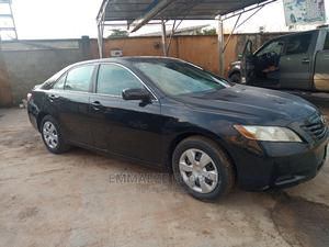 Toyota Camry 2008 2.4 LE Black | Cars for sale in Lagos State, Isolo