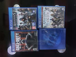 GOW, BLACK OPS 3. Detriot Became Human | Video Games for sale in Abuja (FCT) State, Kubwa