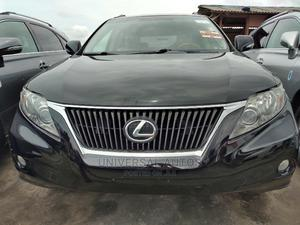 Lexus RX 2011 350 Black   Cars for sale in Lagos State, Apapa