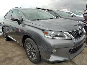 Lexus RX 2014 350 F Sport AWD Gray   Cars for sale in Lagos State, Apapa