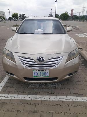 Toyota Camry 2007 Gold   Cars for sale in Abuja (FCT) State, Lokogoma