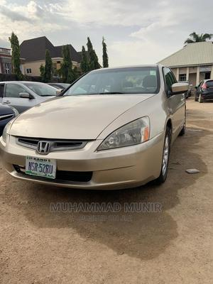 Honda Accord 2006 Sedan EX Gold | Cars for sale in Kano State, Kano Municipal