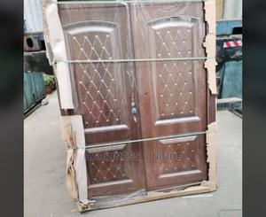 5ft Copper Paint Steel | Doors for sale in Lagos State, Orile