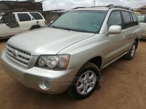 Toyota Highlander 2004 Gold | Cars for sale in Lagos State, Alimosho