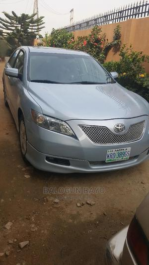 Toyota Camry 2008 2.4 SE Automatic Blue | Cars for sale in Oyo State, Ibadan