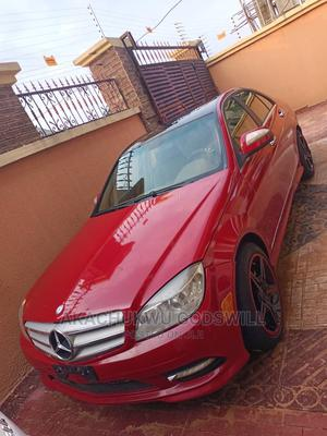 Mercedes-Benz C300 2012 Red | Cars for sale in Anambra State, Nnewi