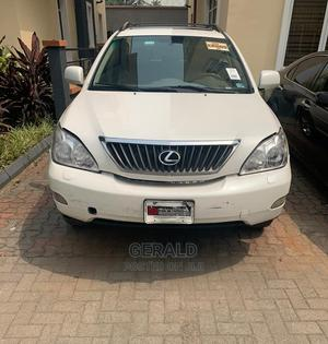 Lexus RX 2008 350 White | Cars for sale in Lagos State, Ogba