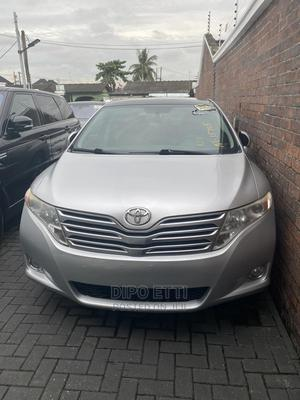 Toyota Venza 2010 V6 AWD Silver | Cars for sale in Lagos State, Surulere