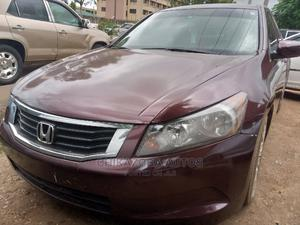 Honda Accord 2011 Coupe EX-L V-6 Automatic Red | Cars for sale in Lagos State, Ikeja