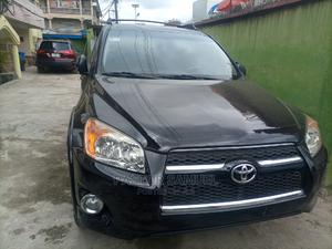 Toyota RAV4 2009 Limited V6 4x4 Black | Cars for sale in Lagos State, Isolo