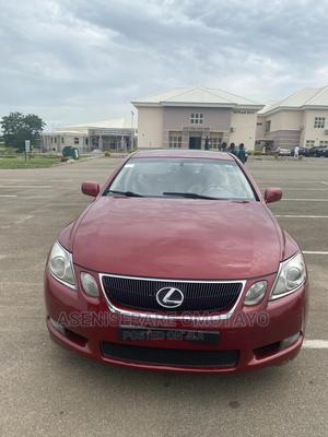 Lexus GS 2008 350 Red   Cars for sale in Abuja (FCT) State, Gwarinpa