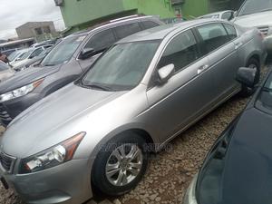 Honda Accord 2009 2.0 Sport Silver   Cars for sale in Lagos State, Ifako-Ijaiye