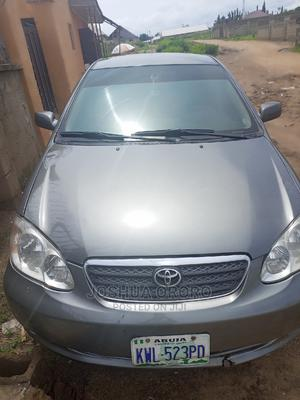 Toyota Corolla 2007 CE Gray | Cars for sale in Abuja (FCT) State, Kuje
