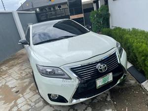 Toyota Camry 2008 2.4 LE White   Cars for sale in Lagos State, Ojo