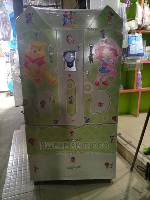 Baby Wooden Wardrobe | Children's Furniture for sale in Lagos State, Amuwo-Odofin