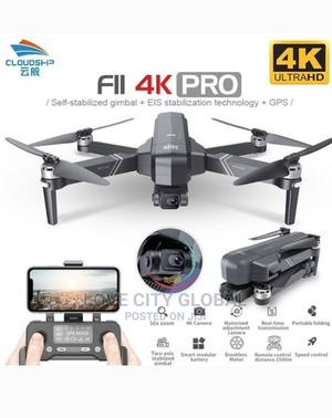F11s 4K Pro 5G Wifi 1.2km Fpv GPS With 4K With 2 Battery | Photo & Video Cameras for sale in Lagos State, Amuwo-Odofin