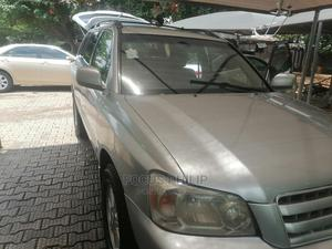 Toyota Highlander 2006 Gray | Cars for sale in Abuja (FCT) State, Kubwa