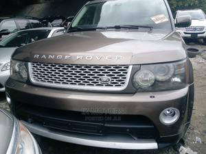 Land Rover Range Rover Sport 2011 HSE 4x4 (5.0L 8cyl 6A) Gold   Cars for sale in Lagos State, Apapa