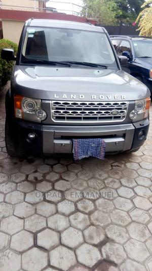 Land Rover Lr3 2008 V8 HSE AWD Gray | Cars for sale in Lagos State, Isolo