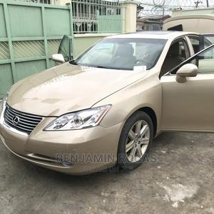 Lexus ES 2009 350 Gold | Cars for sale in Ogun State, Ipokia