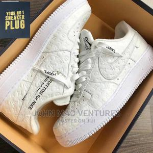 Original Man White Sneakers | Shoes for sale in Lagos State, Ikeja