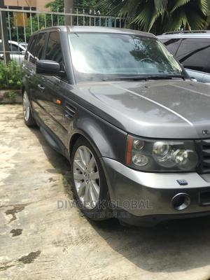 Land Rover Range Rover Sport 2007 HSE 4x4 (4.4L 8cyl 6A) Gray | Cars for sale in Lagos State, Ikeja