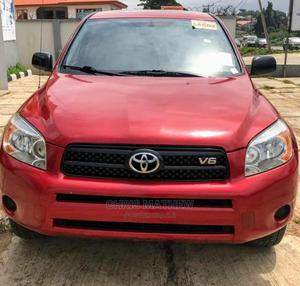 Toyota RAV4 2008 3.5 Red | Cars for sale in Lagos State, Amuwo-Odofin