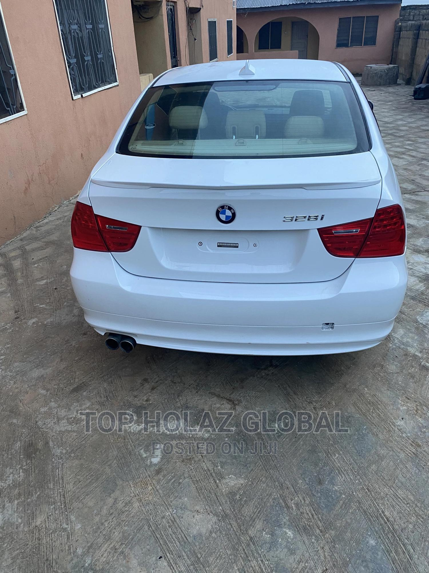 BMW 328i 2010 White   Cars for sale in Ibadan, Oyo State, Nigeria