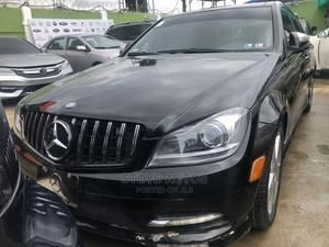 Mercedes-Benz C300 2008 Black | Cars for sale in Lagos State, Ogba