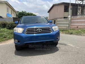 Toyota Highlander 2008 Limited Blue | Cars for sale in Abuja (FCT) State, Garki 2