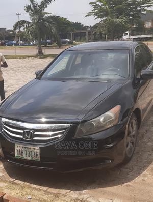 Honda Accord 2011 Sedan EX Automatic Black | Cars for sale in Abuja (FCT) State, Garki 2