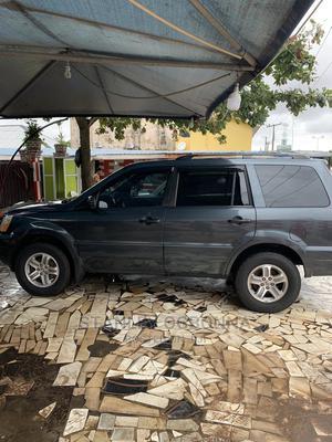 Honda Pilot 2005 Gray | Cars for sale in Lagos State, Ajah
