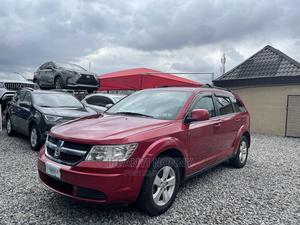 Dodge Journey 2010 SXT Red   Cars for sale in Lagos State, Amuwo-Odofin