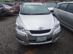 Toyota Matrix 2008 Silver | Cars for sale in Lagos State, Ogba