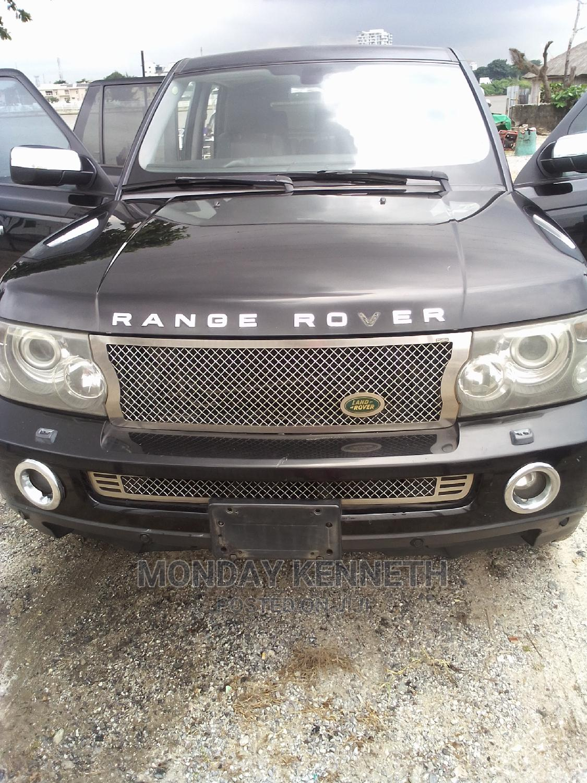 Archive: Land Rover Range Rover Sport 2008 Black