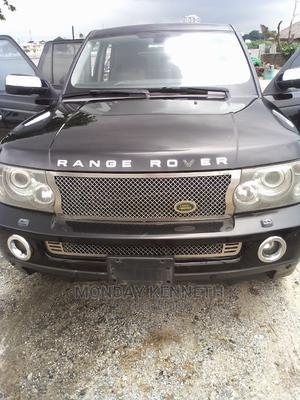 Land Rover Range Rover Sport 2008 Black | Cars for sale in Lagos State, Lekki