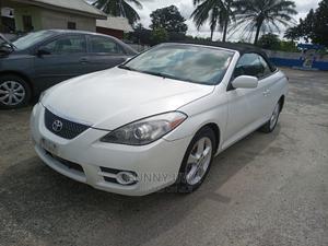 Toyota Solara 2007 3.3 Convertible White | Cars for sale in Akwa Ibom State, Uyo