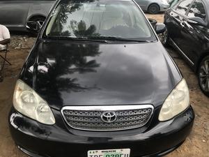 Toyota Corolla 2006 CE Black | Cars for sale in Lagos State, Amuwo-Odofin