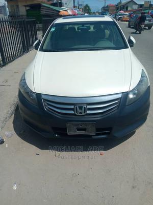 Honda Accord 2008 2.0i-Vtec Executive White | Cars for sale in Lagos State, Ajah