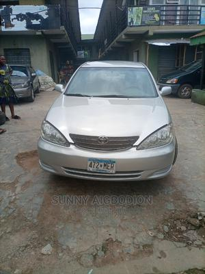 Toyota Camry 2004 Silver   Cars for sale in Lagos State, Abule Egba