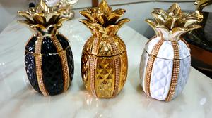 Pineapple Shaped Storage Ornament | Home Accessories for sale in Delta State, Warri