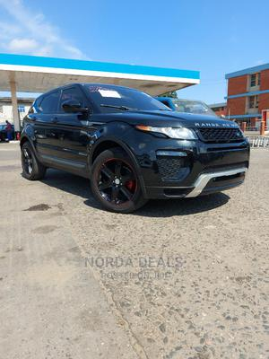Land Rover Range Rover Evoque 2015 Black | Cars for sale in Lagos State, Surulere