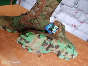 Military Boots With Carmo   Safetywear & Equipment for sale in Lagos State, Ikeja