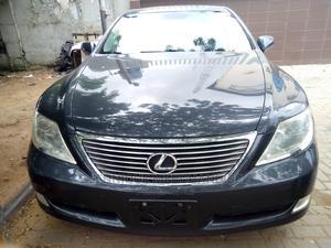 Lexus LS 2008 460 AWD Black | Cars for sale in Lagos State, Lekki