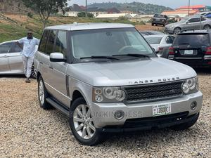 Land Rover Range Rover Vogue 2007 Silver | Cars for sale in Abuja (FCT) State, Gwarinpa